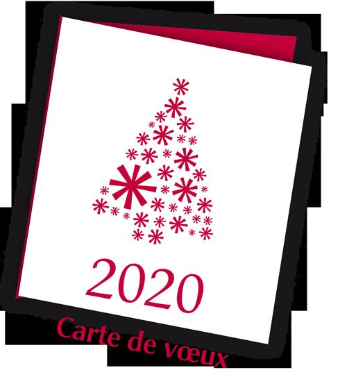 cadeau carte voeux Imprimerie Cazaux