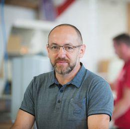imprimeur professionnel toulouse chef atelier christophe loubet